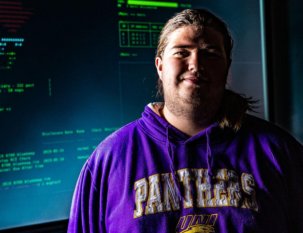 university of northern iowa computer science student