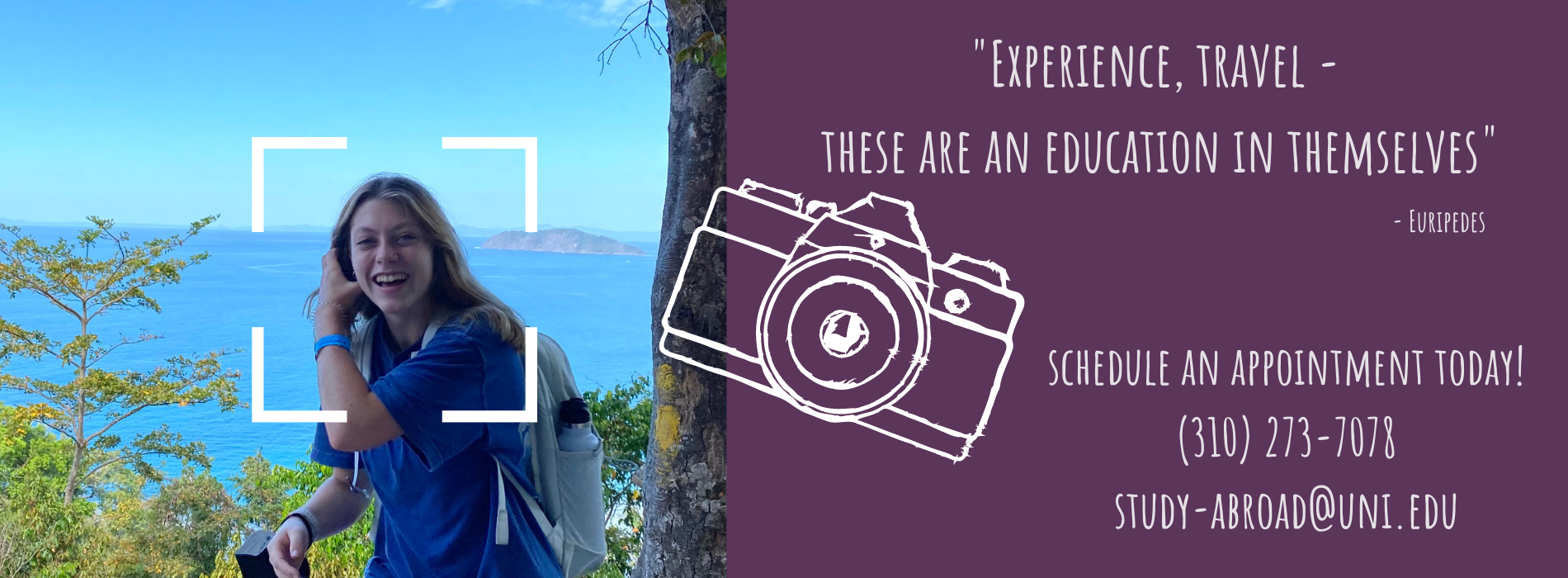 Spend your Spring 2021 Semester Abroad!