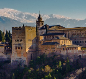 The Alhambra Palace and Fortress