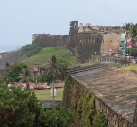 San Juan fort