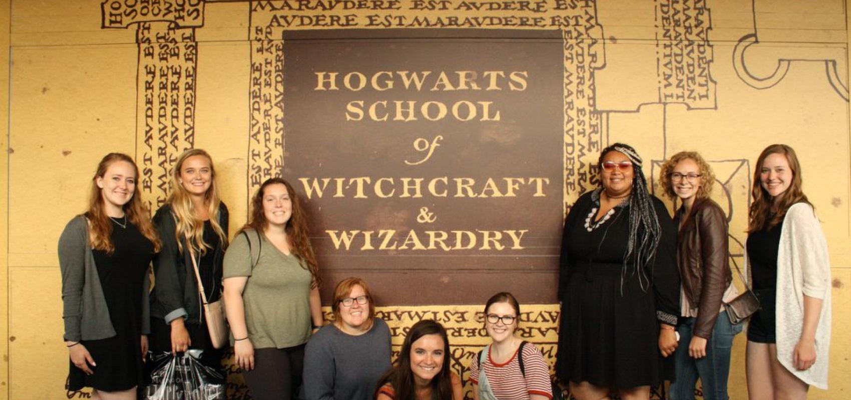 Hogwarts Student Photo