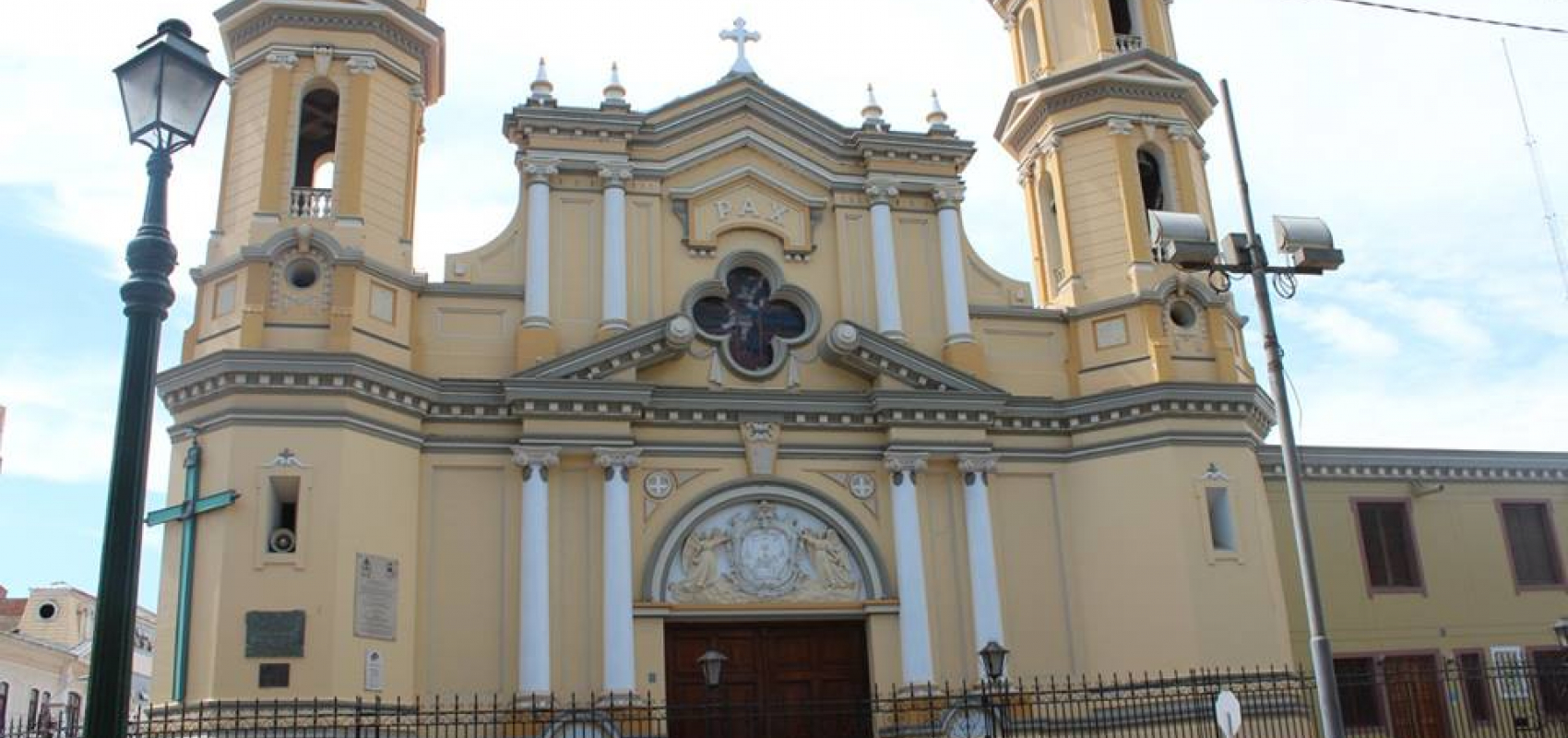 Cathedral in Piura